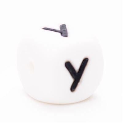 Durable Siliconen letterkraal  - Y