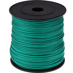 Nylon/polyester koord Groen