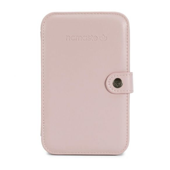 Namaste Buddy Case groot  18 x 11,5 x 5,5cm  Roze - Blush