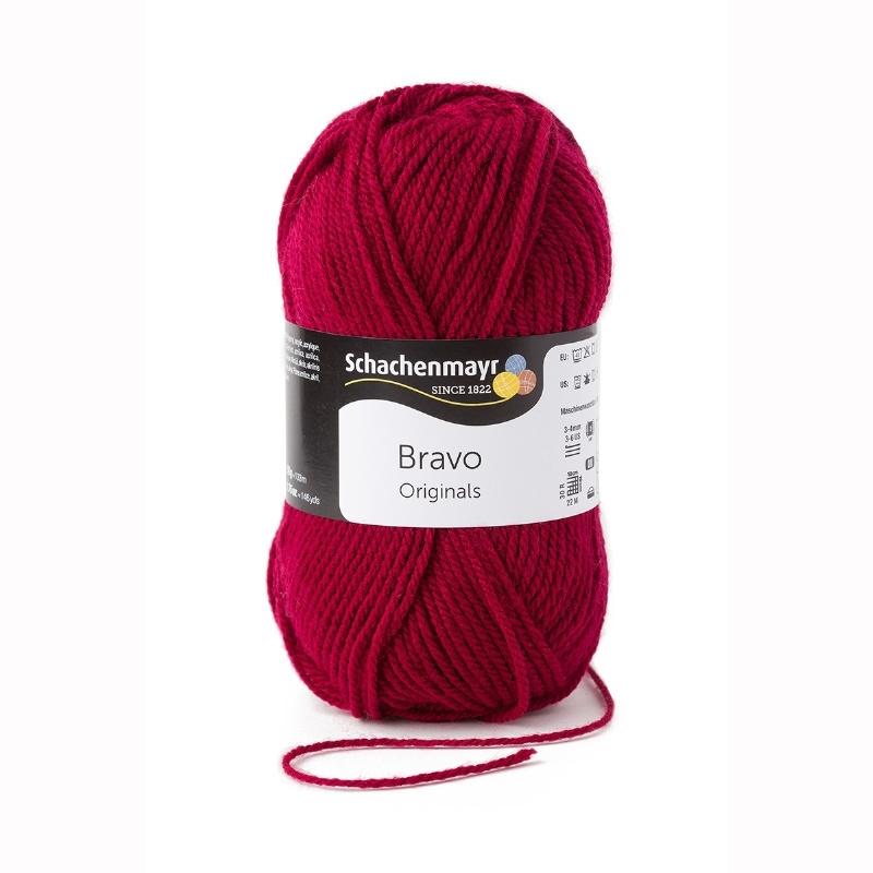 Bravo SMC 8222 Weinrot WijnRood