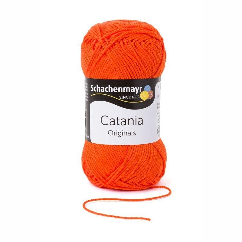 Catania katoen 189 Oranje