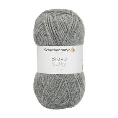 SMC Bravo Softy 8295 Hellgrau meliert