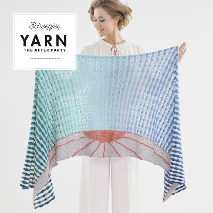 Yarn, the after party Patroon Alto mare wrap nr 30