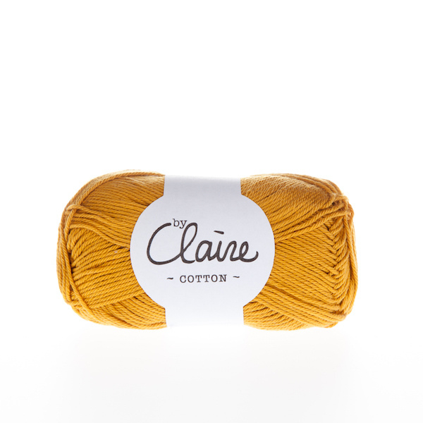 byClaire cotton 041 Ocher