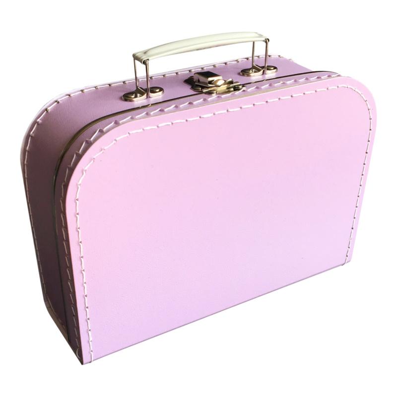 Koffertje Lila 25cm