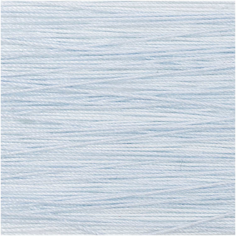 Kantgaren voor omhaken  zakdoekjes - Light Blue