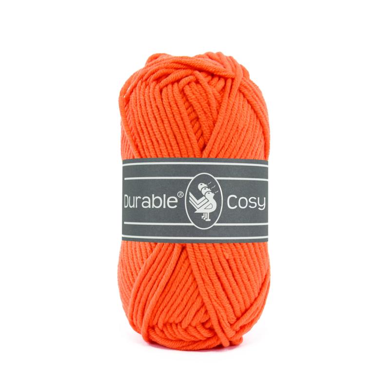 Durable Cosy Orange - 2196