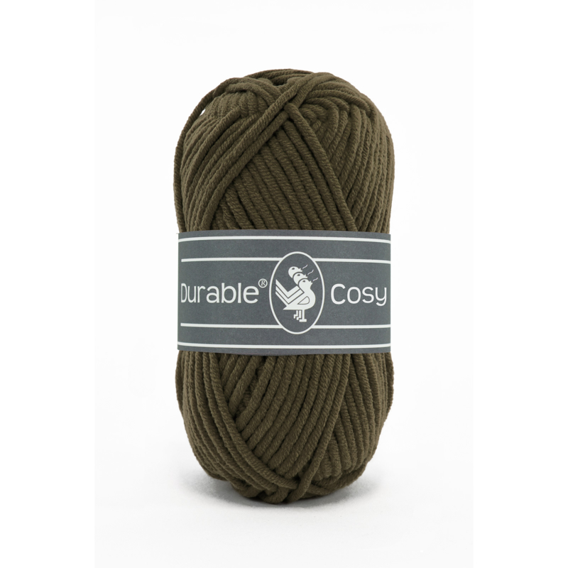 Durable Cosy Dark Olive - 2149