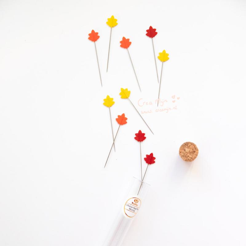 Tulip kopspelden esdoornblad Momiji
