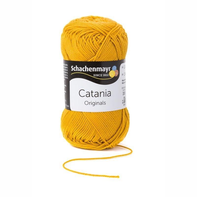 Catania katoen 249 Goudkleur