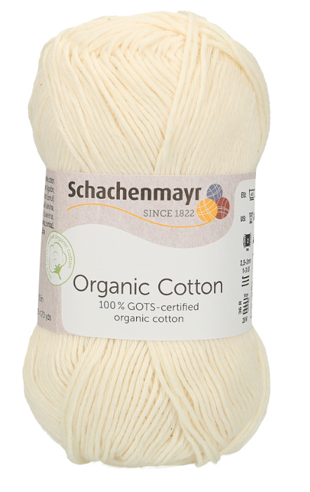 SMC Organic Cotton 00002 Creme