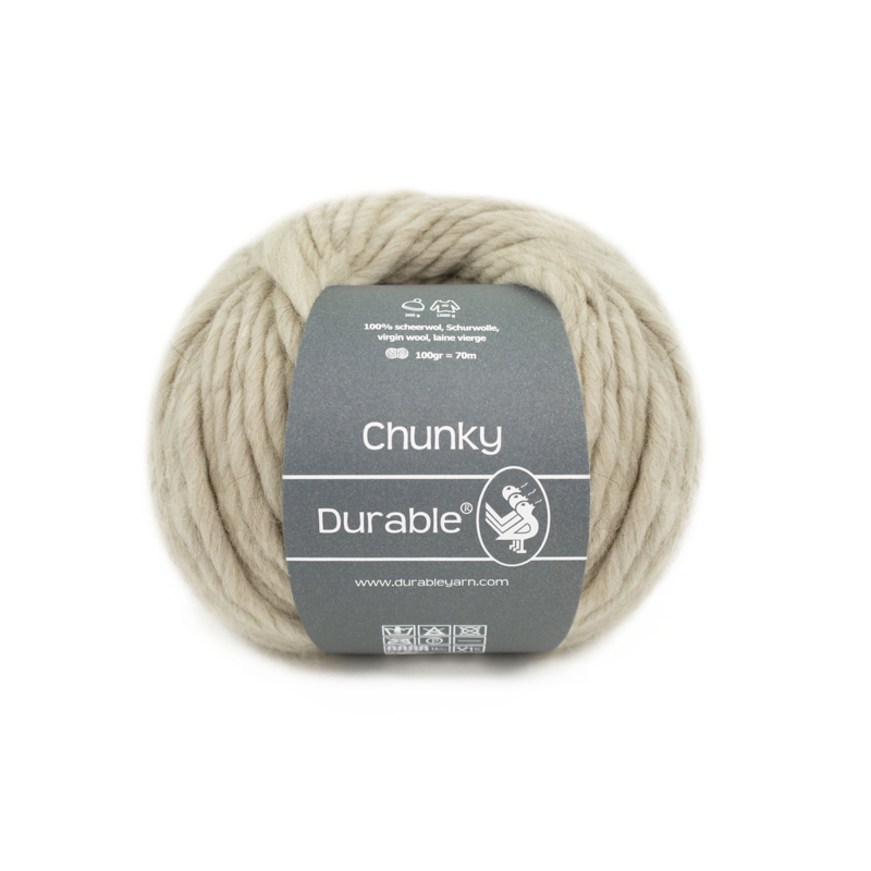 Durable Chunky 341 Pebble