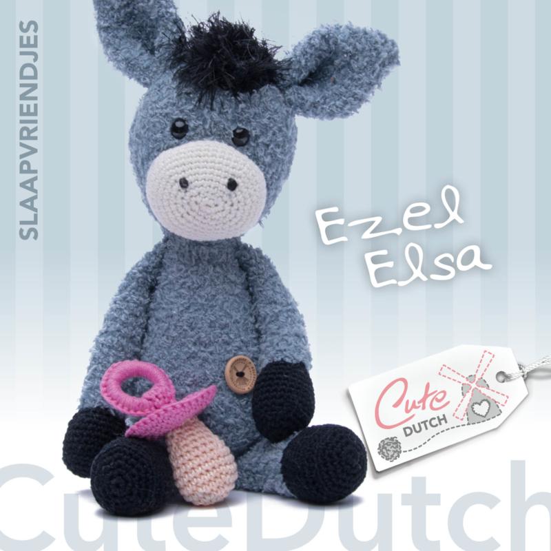 Slaapvriendjes - Ezel Elsa