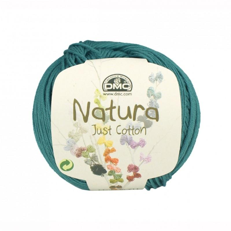 DMC Natura Just Cotton N54 Green Smoke
