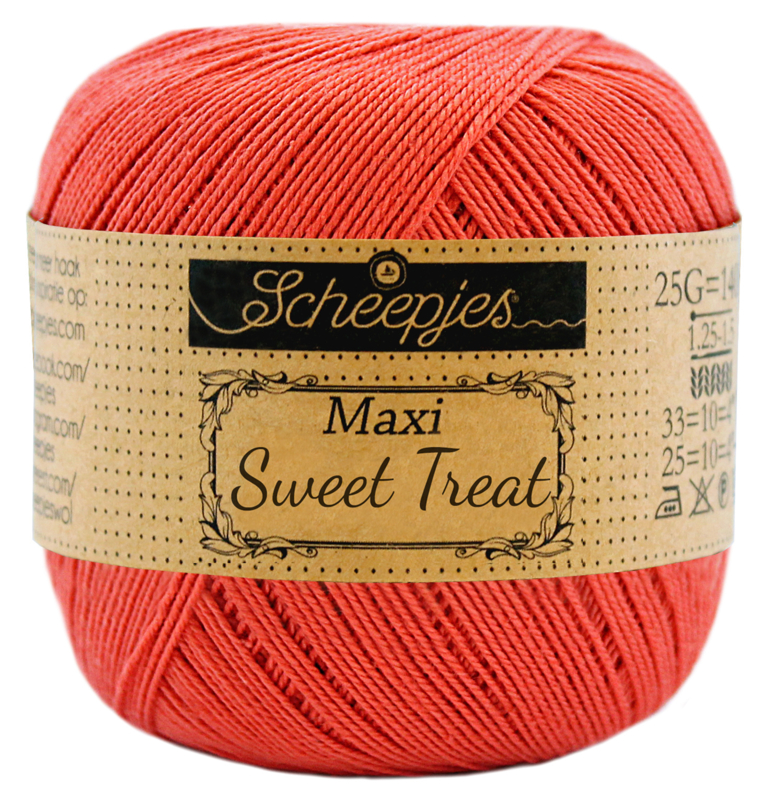 Scheepjes Maxi Sweet Treat (Bonbon) 252 Watermelon