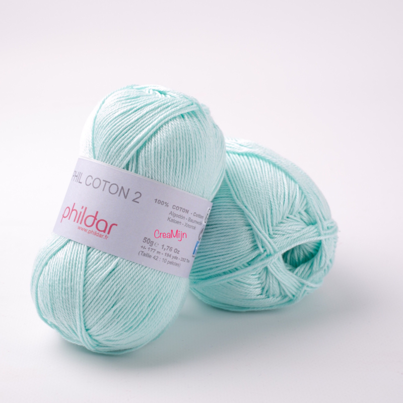 Phildar Coton 2 Jade 0058