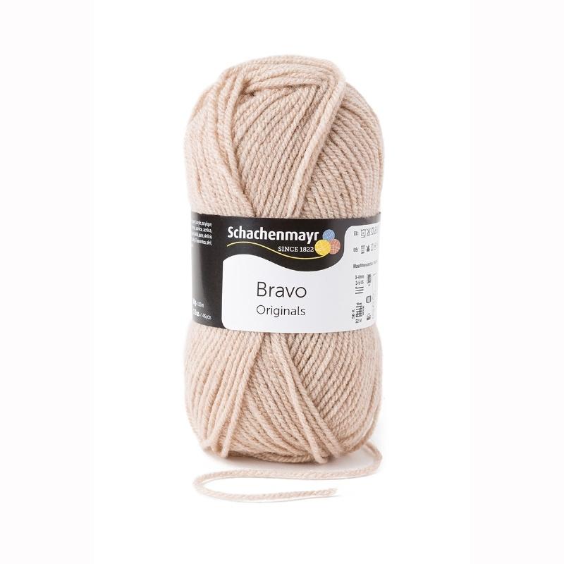 Bravo SMC 8267 Sisal meliert - Zandbruin