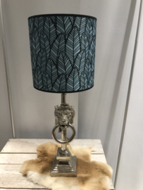 Lamp leeuwen kop