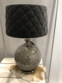 Lamp glitterbol