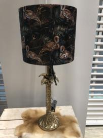 Lamp Goud bladderen groot