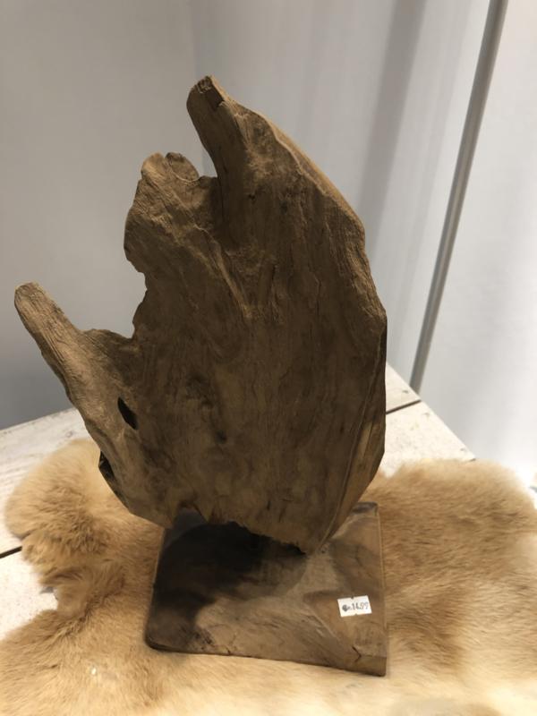 Deco stuk hout