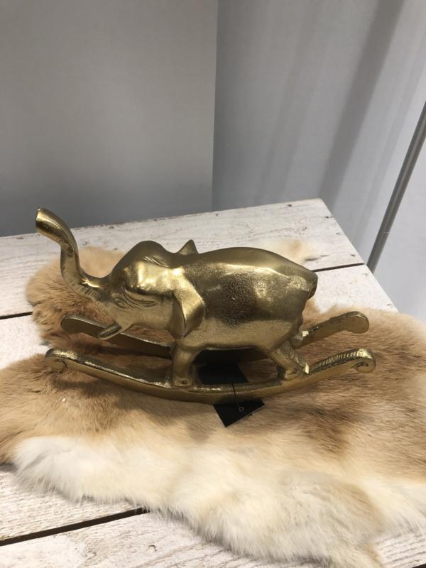 Olifant goud gr