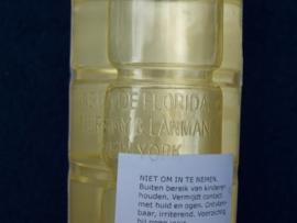Florida water / aqua de Florida