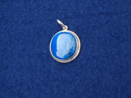 Lapis lazuli hanger LL30