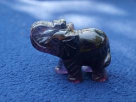 Fluoriet olifantje FL36