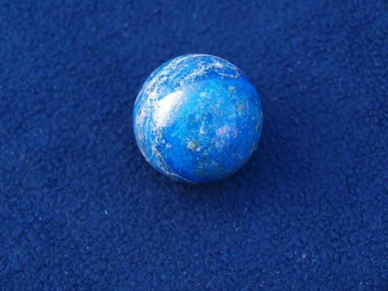 Lapis lazuli bol LL25