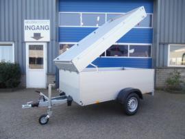 Anssems GTB 1200 VT1 bagagewagen | Geremd | 1200kg |