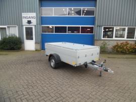 Anssems GTB 1200 bagagewagen | Geremd | 1200kg |