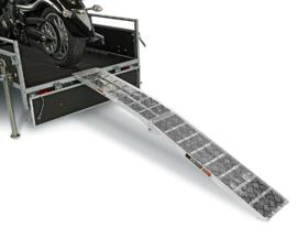 Opklapbare rijplaat max 680 kg
