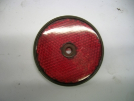 Reflector rood rond 61mm