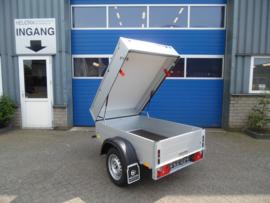 Anssems GT 500 bagagewagen | Ongeremd | 500kg |