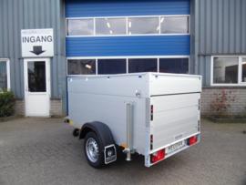 Anssems GTB 750 VT1  bagagewagen | Geremd | 750kg |