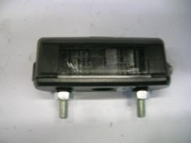 Kentekenlamp klein Anssems / Hulco