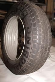 Luchtbandwiel 185/80 R14C8TL