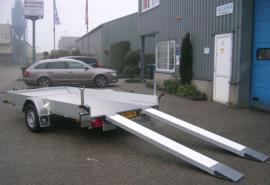 Oprijplaten Anssems aluminium