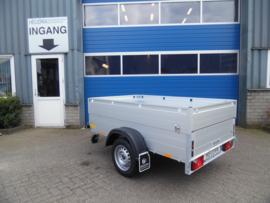 Anssems GT 750 bagagewagen | Ongeremd | 750kg |
