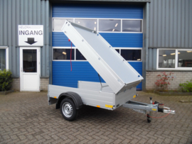 Anssems GTB 750 bagagewagen | Geremd | 750kg |