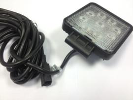 LED Werklamp met 4 meter kabel !