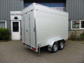 Anssems GTT 2500 VT4 bagagewagen | Geremd | 2500kg