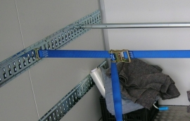 Spanband voor bindrails