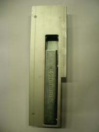 Veersluiting Anssems MSX-line 362mm hoogte rechts