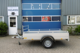 Anssems GTB 1200 bakwagen | Enkelas | Geremd