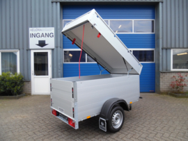 Anssems GT 750 VT1 bagagewagen | Ongeremd | 750kg |