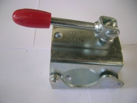 Steunwiel klem Alko rond 60mm