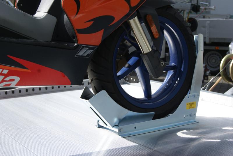 Heudra motorsteun Fixed. 10-19 inch.