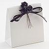 Wit glossy doosje (zonder strik)
